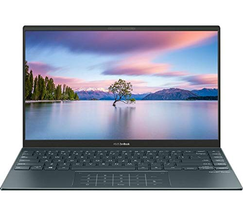 ASUS ZenBook Grey UX425JA-BM191T 14' Full HD Display NanoEdge Screen Laptop (Intel Core i5-1035G1 Processor, 8GB RAM, 512GB SSD, Windows 10) - UX425JA-BM191T