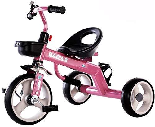 Kinderen Rocking Paard Trikes Peuter Fiets Peuter Tricycle,Peuter Fiets Peuter Outdoor Baby Fiets Binnen Tricycle Kinderen 1-3-6 Jaar Opbergdoos