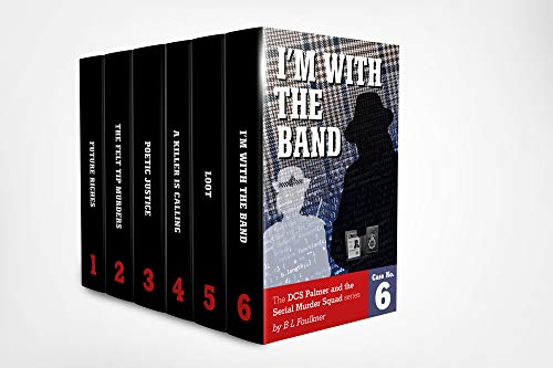PALMER BOX SET 1: CASES 1-6 (DCS Palmer and the Serial Murder Squad) (English Edition)