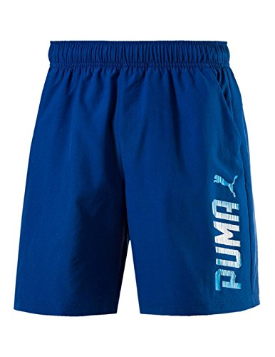 PUMA Herren Rebel Woven Shorts, True Blue, S
