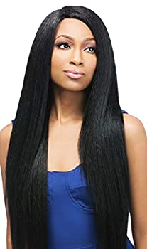 OUTRE Synthetic Hair Weave Batik Duo Dominican Blow Out Relaxed 5PCS  4