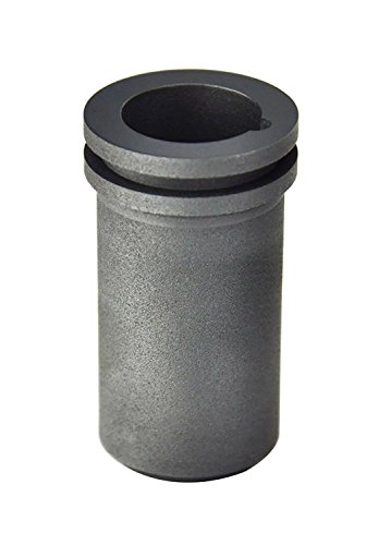 10 oz Crucible for Mini R9 R9D-10 Melting Casting Furnace Refining Gold Silver Copper Scrap Jewelry