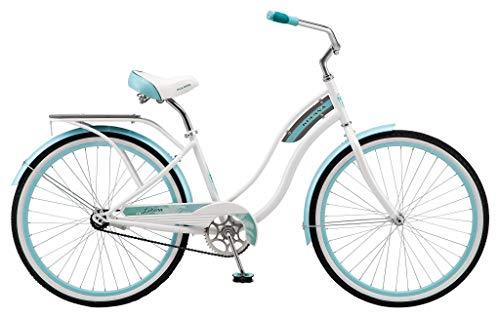 41itzq2E0jL. SL500 Schwinn Perla Womens Beach Cruiser Bike