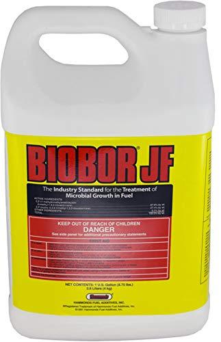 1 GallonHammonds Biobor JF MicroBiocide Diesel Fuel Sludge Slime Bacteria Tank Treatment Biocide
