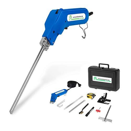 Pro Bauteam STYRO CUTTER PBT03 Taglia Polistirolo Cutter Elettrico per Polistirolo (250 W, Temperatura fino a 580 °C, Profondità fino a 250 mm, Accessori incl.)