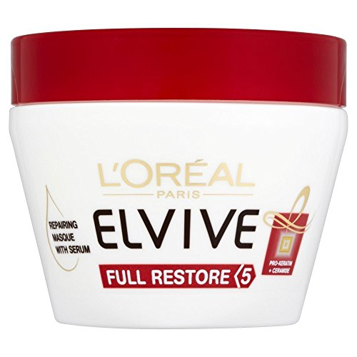 L'Oreal Elvive Full Restore 5 mask pot 300ml