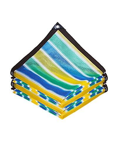 Toldo protector solar rectangular Sun Sail para patio al aire libre jardín patio trasero 90% a prueba de rayos UV para instalaciones y actividades al aire libre (tamaño: 3x4m)