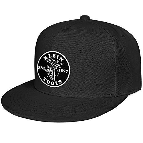 Men Stylish Snapback Klein-Tools-Original-Logo-Belt-Hand-Tools- Dad Hip Hop Vintage Caps Custom Womens Hats