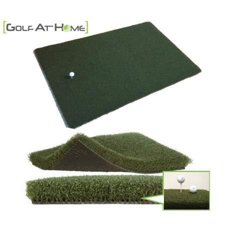 Tapis Tee-Line - Haut de Gamme - 70 x 100 cm - Entrainement au Practice Golf