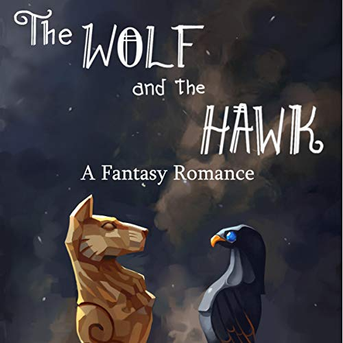 The Wolf and the Hawk Titelbild
