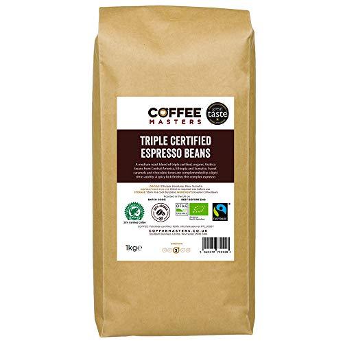 Coffee Masters -   Dreifach