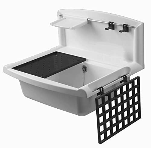 Marley Ausgussbecken Multi Spüle Waschbecken Werkstattbecken Kunststoffbecken Funktionsbecken