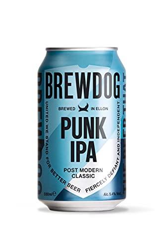 BrewDog Punk IPA Dosenbier - Craft Bier...