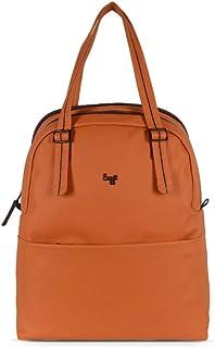 Baggit Women's Synthetic Shoulder Bag (Orange) (L Terrain Y G Z)