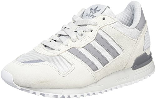 adidas Zx 700, Unisex Adults' Low-Top Sneakers, White (Clear Onix/grey/ftwr White), 6.5 UK (40 EU)