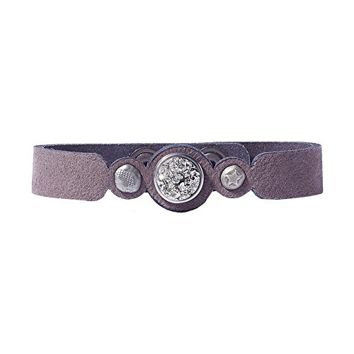 Noosa Petite PYRITE Armband mit Chunk Limited Edition in Giftbox, Größe:S