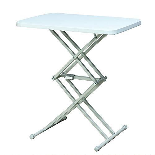 AZ klaptafel voor buiten, kunststof tafel, inklapbaar, voor camping, eenvoudig gebruik op kantoor