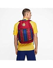Nike Kids FC Barcelona Stadium rugzak, Noble Red/Loyal Blue/Varsity Maize, ca. 46 x 30,5 x 12,5 cm