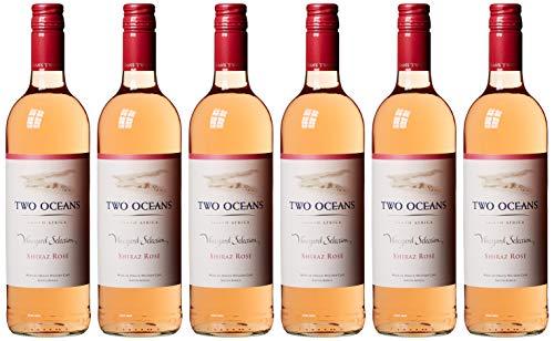 Two Ocean Shiraz Rosé Vineyards Selection  Trocken (6 x 0.75 l)