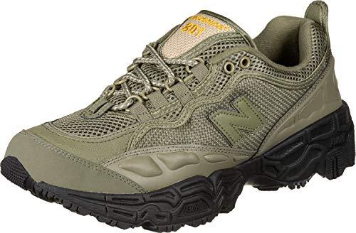 New Balance 801 Hombres Khaki/Negro Zapatillas