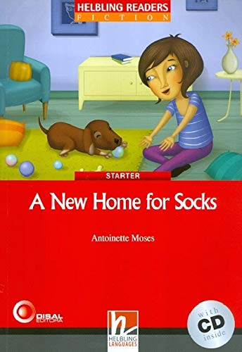 A New Home for Socks. Livello 1 (A1). Con CD-ROM [Lingua inglese]