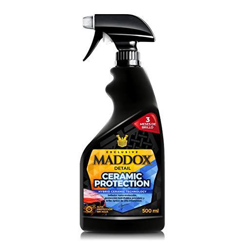 Maddox Detail - Ceramic Protection – Tratamiento cerámico Profesional para Pintura con protección hidrofóbica. Sella, Protege y Deja un Brillo Intenso