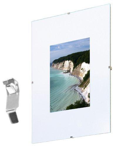 Fotolijst Randloos 21x29,7 cm, 5-pack frameloze fotolijst