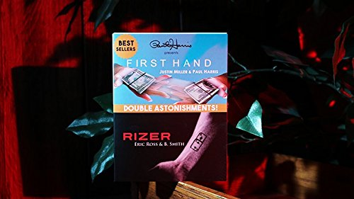 SOLOMAGIA Paul Harris Presents First Hand/Rizer Double Astonishments by Justin Miller/Eric Ross and B. Smith - Close-Up Magic - Trucos Magia y la Magia - Magic Tricks and Props