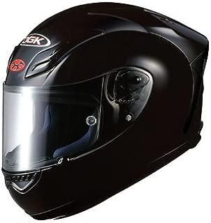 オージーケーカブト(OGK KABUTO)バイクヘルメット フルフェイス FF-5V ブラック (サイズ:M)