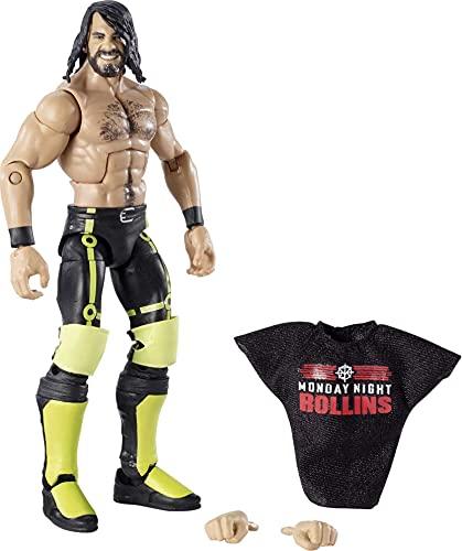 WWE Seth Rollins Elite Top Picks Action Figure
