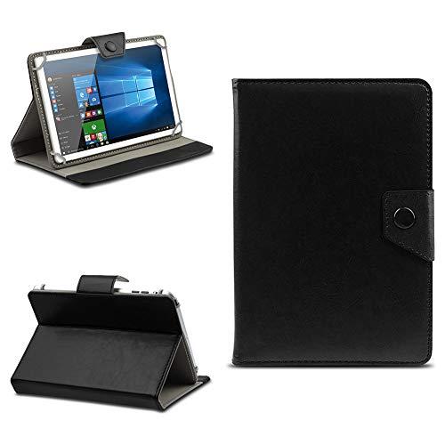 na-commerce Tablet Schutzhülle Jay-tech Tablet PC TXE10DS TXE10DW XE10D Universal Tablettasche Tasche Hülle Standfunktion in Verschiedenen Farben Cover Case, Farben:Schwarz