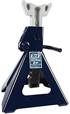 TCE TCE44008 4 Ton Vehicle Support Stand, 1 Pack