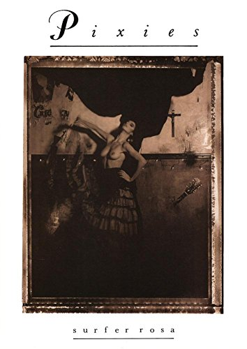 Pixies (Surfer Rosa Sepia) Music Poster Print - 24' X 36'