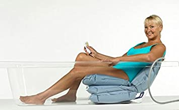 MSEC, Personal Home Use / Patient Bathing Cushion, Maximum User Weight: 336lbs, Air compressor included