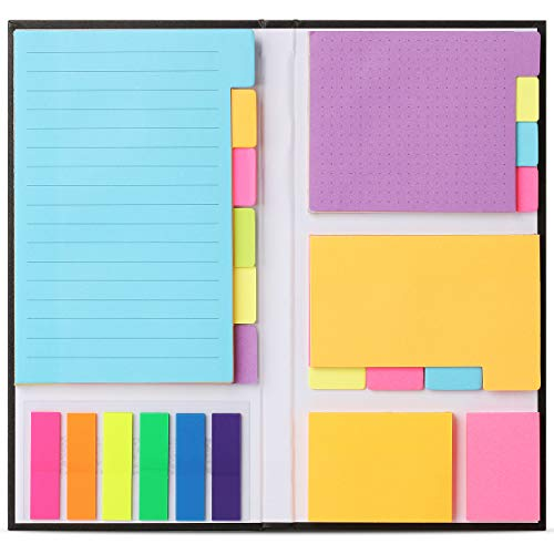 Mr Pen Sticky Notes Set Sticky Notes Tabs 410 Pack Divider Sticky Notes School Supplies Office Supplies Planner Sticky Notes Sticky Note Dividers Tabs Book Notes Bible Sticky Notes
