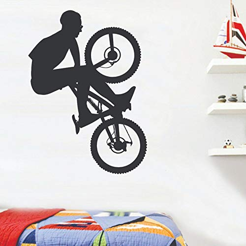 Vinyl-Wandaufkleber für Schlafzimmer, Wohnheim, Wohnzimmer, 30 x 42 cm