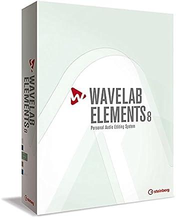 Steinberg Wavelab elements 8 Software de Edición de Audio y Mastering