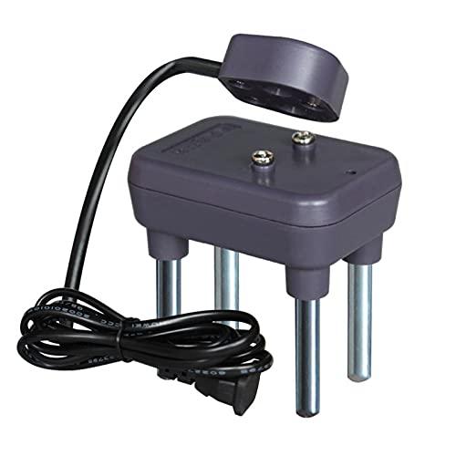 Probador de calidad del agua Probador de agua Herramienta de prueba de electrólisis de agua rápida mejorada Equipo de prueba de electrólisis para acuarios de piscina oscilante de agua potable