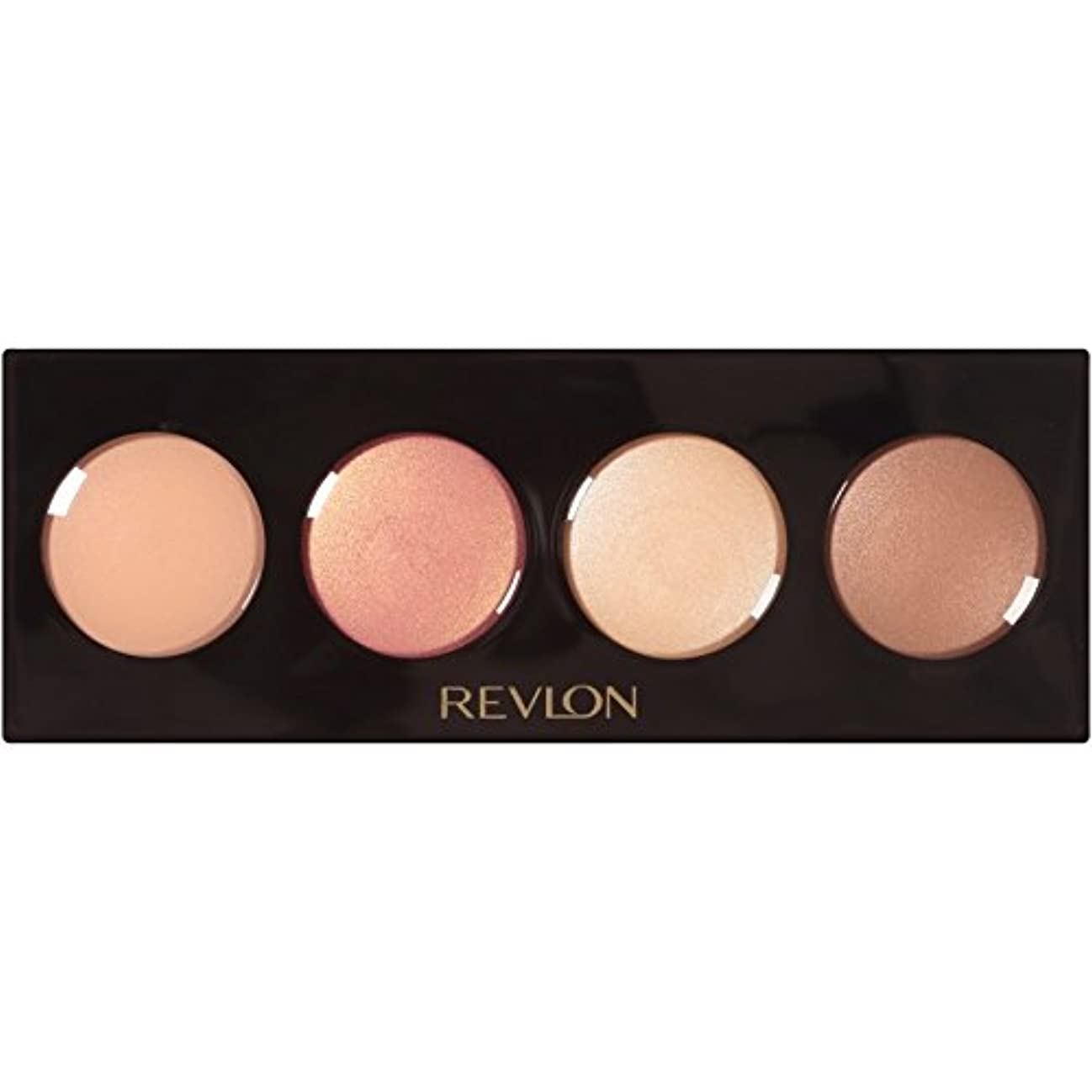 銀河キャメル無能REVLON ILLUMINANCE CRèME SHADOW #730 SKINLIGHTS