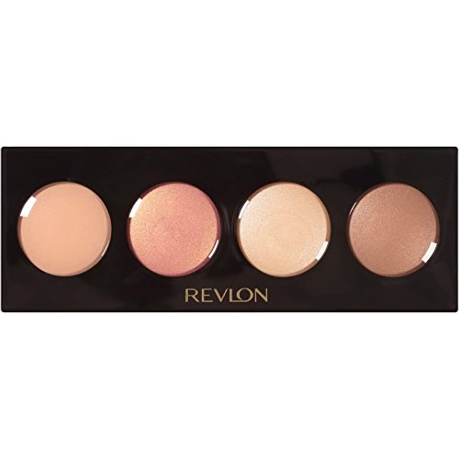 典型的な食料品店大惨事REVLON ILLUMINANCE CRèME SHADOW #730 SKINLIGHTS