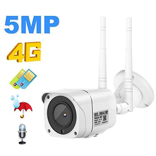 BPK 4G IP-camera simkaart 1080P bewakingscamera