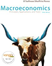 Macroeconomics: Principles, Applications, and Tools (5th Edition)