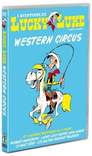 Lucky Luke: Western Circus & Four Other Stories ( Wester