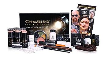 Mehron Makeup Creamblend All-Pro Student Makeup Kit  Fair