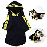 🐩 Size: XS-2XL, the size detail in the size chart. Small dog clothes. XS usually fit for 1.0-1.5KG. S usually fit for 1.5-2KG. M usually fit for 2.5-3.5KG. L usually fit for 4.0-6.0KG. XL usually fit for 6.0-8.0KG. XXL usually fit for 8.5-11.0KG. 🐩 M...