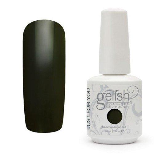 Harmony Gelish, Gel de manicura y pedicura (Commander in Chic) - 15 ml.
