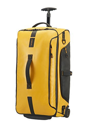 Samsonite- Paradiver light - Wheeled Duffle, 67 cm, 74.5L, Yellow