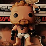 QToys Funko Pop! UFC #01 Conor Mcgregor White Fighting Pants Chibi
