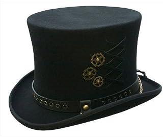 f6419393acb90e Amazon.com: Steampunk - Headwear / Accessories: Clothing, Shoes ...