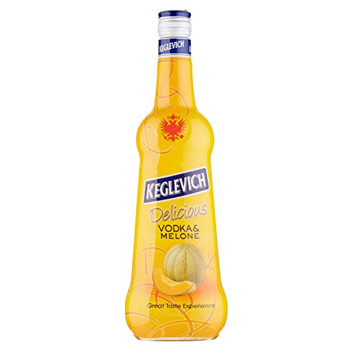 Keglevich Delicious Vodka & Melone 20% Vol. 0,7 l